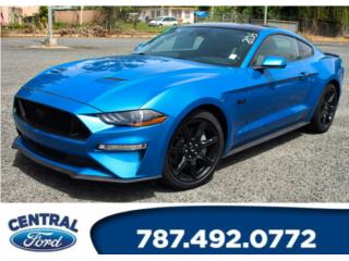 FORD MUSTANG GT COUPE 2019 , Ford Puerto Rico
