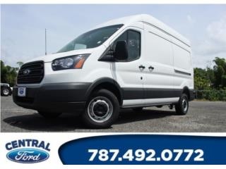 FORD TRANSIT 250 HR CARGO VAN 2018, Ford Puerto Rico