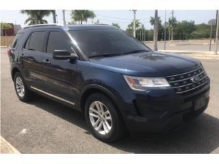 2016 FORD EXPLORER - Garantía de Fabrica, Ford Puerto Rico