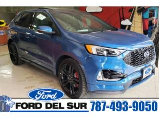 2019 FORD EDGE ST AWD, 5 pasajeros, 2.7L , Ford Puerto Rico