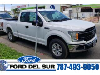 2018 FORD F-150 4X2 SUPERCAB, OXFORD WHITE , Ford Puerto Rico