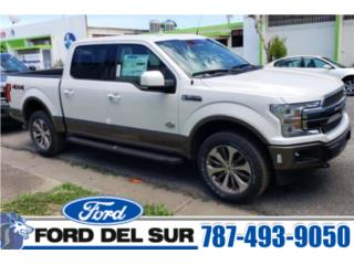2018 FORD F-150 4X4 - SUPERCREW, Ford Puerto Rico
