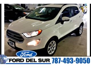 Ford - EcoSport Puerto Rico
