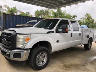 2012 F 350 SERVIBODY DIÉSEL DOBLE CABINA 4X4, Ford Puerto Rico
