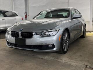 2016 BMW 330e Plug-in Hybrid **Poco Millaje**, BMW Puerto Rico