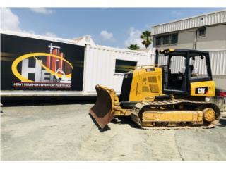 Bulldozer 2015 Caterpillar D5K2XL, Equipo Construccion Puerto Rico