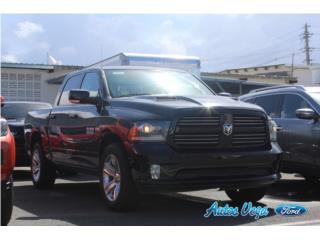 Dodge Ram 1500 Sport Crew Cab 4x4 2014, RAM Puerto Rico
