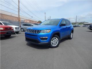 2018 Jeep Compass Sport, I8486514, Jeep Puerto Rico