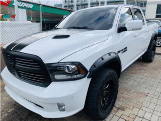 Ram/1500/V8/Hemi/4x4/CrewCap/Equipada, RAM Puerto Rico