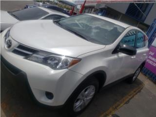 Toyota Rav 4   2013 $14,995, Toyota Puerto Rico