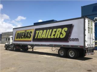 Trailers de 48', Trailers - Otros Puerto Rico
