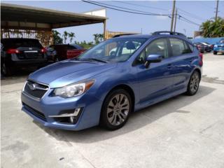 2015 SUBARU IMPREZA SPORT IMPORTADA, Subaru Puerto Rico