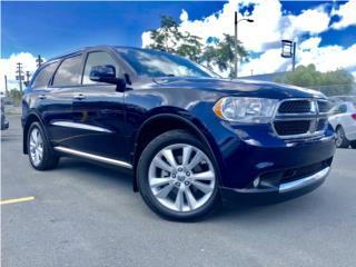 DURANGO CREW 2013 40K MILLAS $18,995 , Dodge Puerto Rico