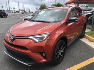 RAV4 SE 2016 CERTIFICADA APROBADA NUEVA, Toyota Puerto Rico