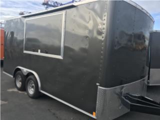 Trailer nuevos food trucks 2019, Trailers - Otros Puerto Rico