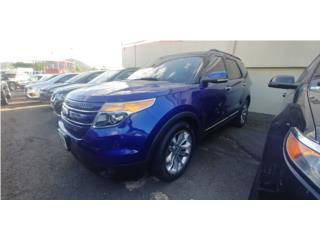 FORD EXPLORER LIMIED  2013, Ford Puerto Rico