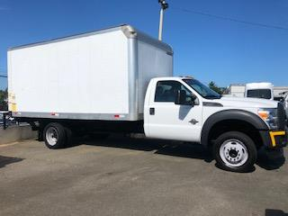 2016 FORD F-550 XL CAJA 16PIES , Ford Puerto Rico