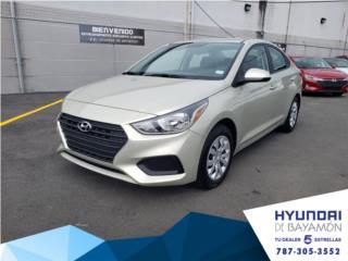 Hyundai Accent GL STD 2019, Hyundai Puerto Rico