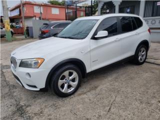 BMW X3 XDRIVE AWD INAMCULADA PRECIO REAL!, BMW Puerto Rico