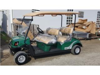 Shuttle 4 EZGO, Carritos de Golf Puerto Rico