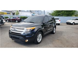 FORD EXPLORER XLT 2013, Ford Puerto Rico