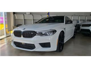 BMW M5 COMPETITION 2019, BMW Puerto Rico