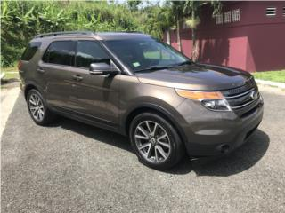 2015 ford explorer , Ford Puerto Rico