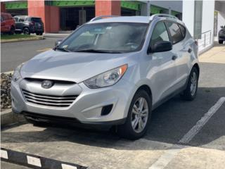 HYUNDAI TUCSON 2012, Hyundai Puerto Rico