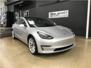 TESLA  MODEL 3 Long Range , Tesla Puerto Rico