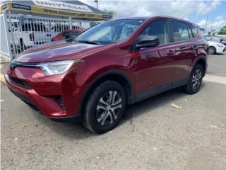 Toyota Rav4 2018 inmaculada , Toyota Puerto Rico