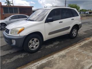 TOYOTA RAV4...FULL LABEL..ORIGINAL, Toyota Puerto Rico