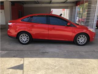 2012 FORD FOCUS, Ford Puerto Rico