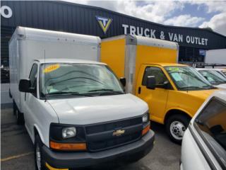 Chevrolet Cutaway diesel, Chevrolet Puerto Rico