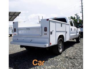 2012  FORD F 350 SERVIBODY DOBLE CABINA 6.7 , Ford Puerto Rico