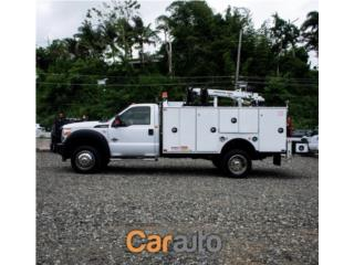 2012 FORD F 550 SERVIBODY 6.7, Ford Puerto Rico