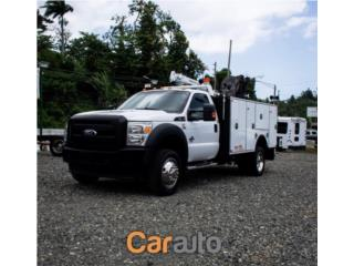 2012 FORD F 550 SERVIBODY 6.7 , Ford Puerto Rico