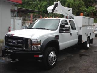 FORD F450 CANASTO 4X4 2008, Ford Puerto Rico