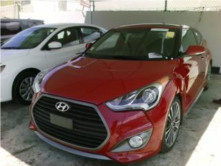 VELOSTER 2016 IMPORTADO PANORAMICO!!!, Hyundai Puerto Rico