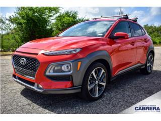 Hyundai kona 2018, Hyundai Puerto Rico