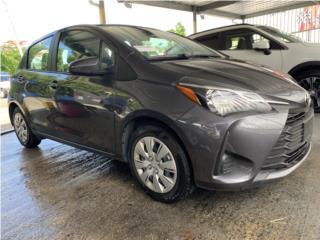 YARIS 2018 SOLO 4K MILLAS $289 MENSUAL $0 PTO, Toyota Puerto Rico