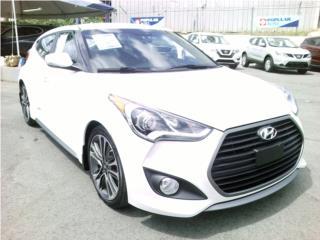 VELOSTER TURBO STANDARD IMPORTADO !!!, Hyundai Puerto Rico