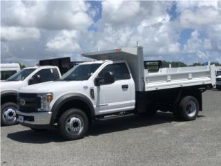 Ford F-550 2019, Ford Puerto Rico
