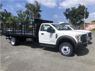 Ford F-550 Plataforma 2019, Ford Puerto Rico