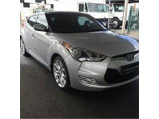 HYUNDAI VELOSTER 2014 PAGOS DESDE $230, Hyundai Puerto Rico