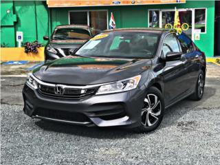 Honda Accord 2016, Honda Puerto Rico