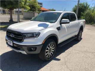 Ford Ranger XLT 2019 , 4 puertas !, Ford Puerto Rico