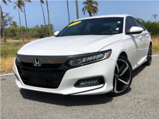 HONDA ACCORD SPORT 2019 ¡ESPECTACULAR!, Honda Puerto Rico
