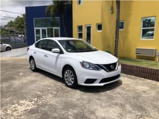 NISSAN SENTRA S 2018 #5652, Nissan Puerto Rico
