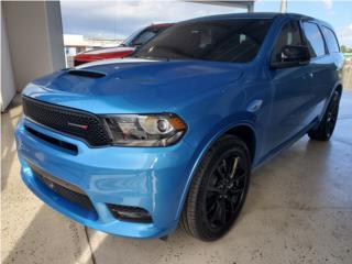 DURANGO R/T, Dodge Puerto Rico