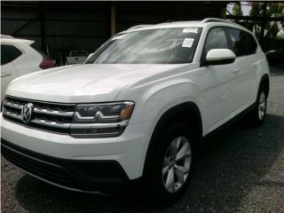 ATLAS 2019 IMPORTADA EN PIEL !!!, Volkswagen Puerto Rico
